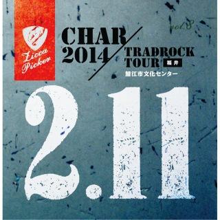 ZICCA PICKER'14 vol.8 live in Fukui
