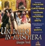 Cetra Verdi Collection: Un ballo in maschera (Cetra Verdi Collection)