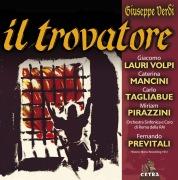 Cetra Verdi Collection: Il trovatore