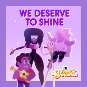 We Deserve To Shine (feat. Estelle, Charlene Yi, Erica Luttrell, Deedee Magno Hall, Michaela Dietz, Zach Callison, Grace Rolek & AJ Michalka)