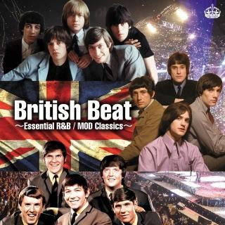British Beat ~Essential R&B・MOD Classics~