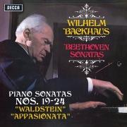 """Beethoven: Piano Sonatas Nos. 19, 20, 21 """"Waldstein"""", 22, 23 """"Appasionata"""" & 24 (Stereo Version)"""