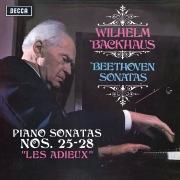 "Beethoven: Piano Sonatas Nos. 25, 26 ""Les Adieux"", 27 & 28 (Stereo Version)"