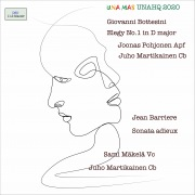 Giovanni Bottesini Elegy for Doublebass and Piano No1 in Dmajor JeanB.Barrire Sonata NO10 DSD