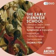 The Early Viennese School - Dittersdorf / Monn / Salieri / Vanhal / Wagenseil: Symphonies and Concertos