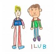 BoBoBoy and BoBoGal dance