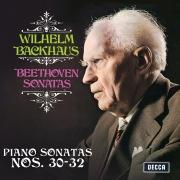 Beethoven: Piano Sonatas Nos. 30, 31 & 32 (Stereo Version)