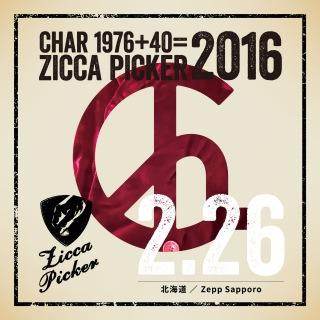 ZICCA PICKER 2016 vol.6 live in Hokkaido