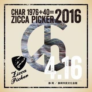 ZICCA PICKER 2016 vol.9 live in Shizuoka
