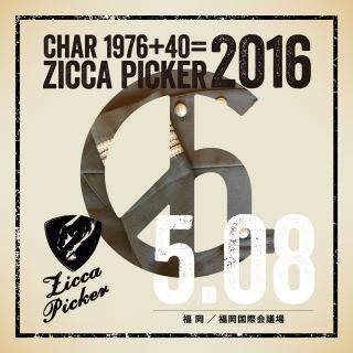 ZICCA PICKER 2016 vol.14 live in Fukuoka