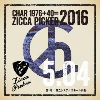 ZICCA PICKER 2016 vol.11 live in Miyagi