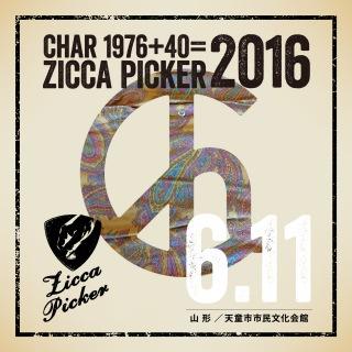 ZICCA PICKER 2016 vol.22 live in Yamagata