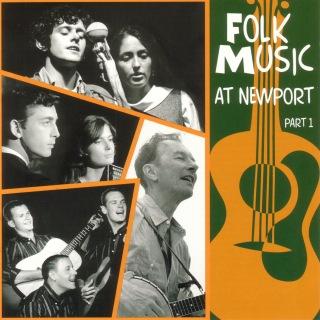 Folk Music At Newport