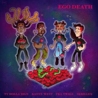 Ego Death (feat. Kanye West, FKA twigs & Skrillex)