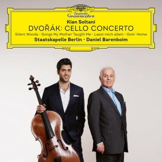 Dvorák: 4 Romantic Pieces, Op. 75, B. 150: I. Allegro moderato (Arr. Soltani For Solo Cello and Cello Ensemble)