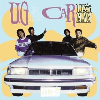 U.G in the Car