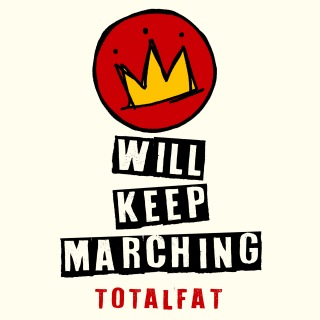 WILL KEEP MARCHING
