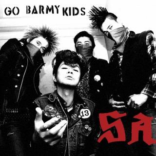GO BARMY KIDS