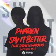 Say It Better (feat. Sarah de Warren) [Extended Mix]