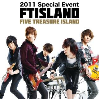 Live-2011 Special Event -FIVE TREASURE ISLAND-