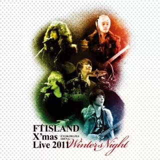 Live-2011 X'mas Live -Winter's Night-