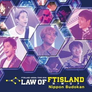 Live-2016 Arena Tour -Law of FTISLAND N.W.U-@ Nihon Budokan