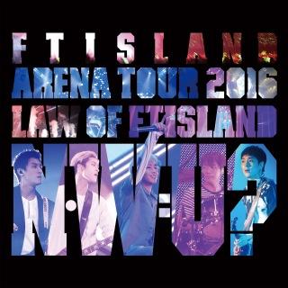 Live-2016 Arena Tour -Law of FTISLAND N.W.U-
