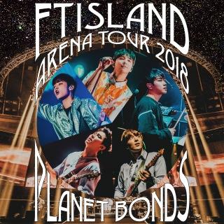 Live-2018 Arena Tour -PLANET BONDS-