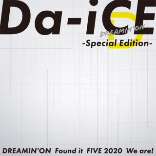 DREAMIN' ON -Special Edition-
