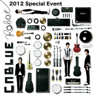 Live-2012 Special Event -Robot-