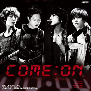 Live-2012 Arena Tour -COME ON!!!-