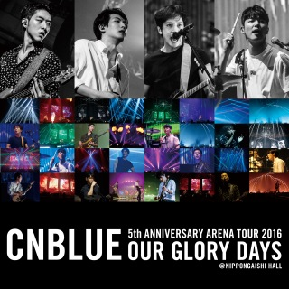 Live-2016 Arena Tour -Our Glory Days-