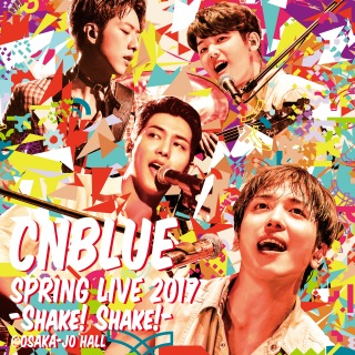 Live -2017 Spring Live - Shake! Shake! Leftside Right-