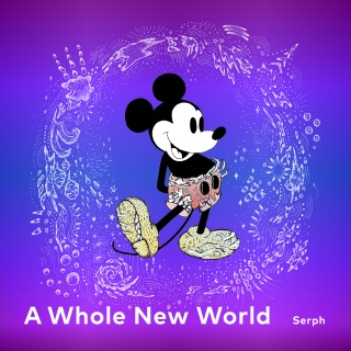 """A Whole New World (From """"Disney Glitter Melodies"""")"""