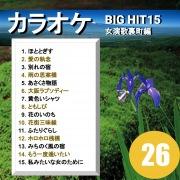 カラオケ BIG HIT 15 女演歌裏町編 26