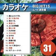 カラオケ BIG HIT 15 ムード演歌編 31