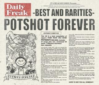 POTSHOT FOREVER BEST & RARITIES