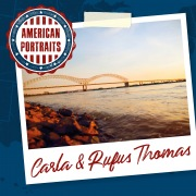 American Portraits: Carla and Rufus Thomas