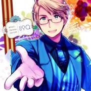 ヘタリア キャラクターCD Ⅱ Vol.6 アメリカ(CV:小西克幸)