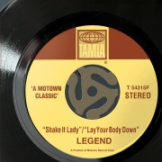 Shake It Lady/Lay Your Body Down