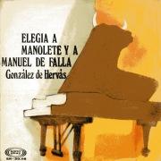 Elegía a Manolete y a Manuel de Falla