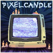 Pixel Candle