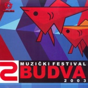 Muzicki festival Budva 2003/2