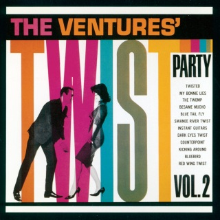 The Ventures' Twist Party, Vol. 2