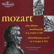 """Mozart: Serenade in G, K.525 """"Eine kleine Nachtmusik""""; Divertimento in D, K.334"""
