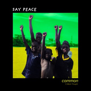 Say Peace
