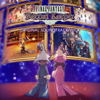 FINAL FANTASY Record Keeper Original Soundtrack Vol.4