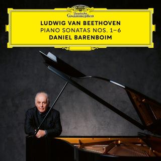 Beethoven: Piano Sonatas Nos. 1-6