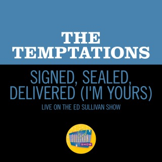 Signed, Sealed, Delivered (I'm Yours) (Live On The Ed Sullivan Show, January 31, 1971)