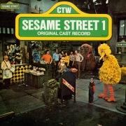 Sesame Street: Sesame Street 1 Original Cast Record, Vol. 2